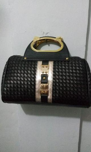Tas Fashion Hitam New