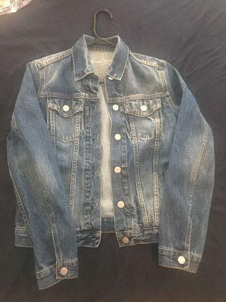 Denim Jacket NEW in XS