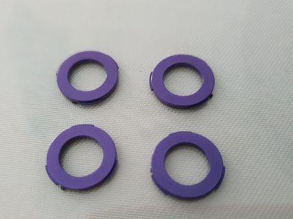 Magura brake purple cover kit