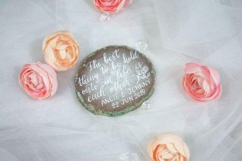 瑪瑙片擺設 #畢業 #生日 #結婚 #週年 禮物