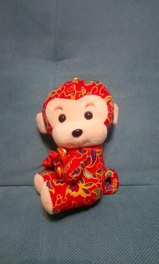 9吋猴子公仔