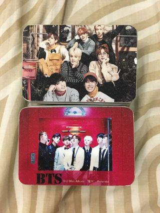 BTS Unofficial Lomo Card