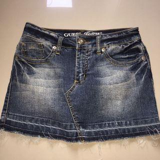 Mini Skirt Denim Guess
