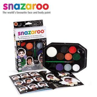 NEW!! SNAZAROO FACE PAINT halloween edition
