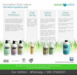 100% Natural Ingredient for all our products