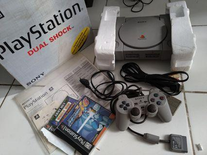 Sony Playstation Ps 1 Fullset