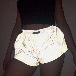 M.M.M.I Reflective Shorts