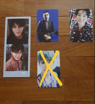[WTT/WTS] Day6 Photocards