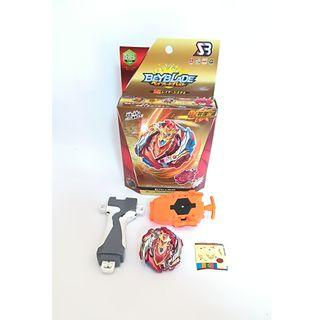 Beyblade Cho -Z Achilles with String Launcher & Handle