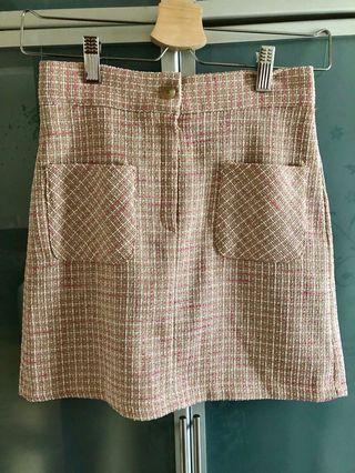 🇰🇷 Pink Skirt 粉紅包半截裙 (made in Korea)