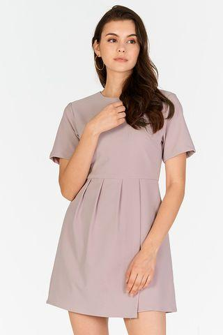 TCL Jerina Romper in Dusty Pink (Size S)