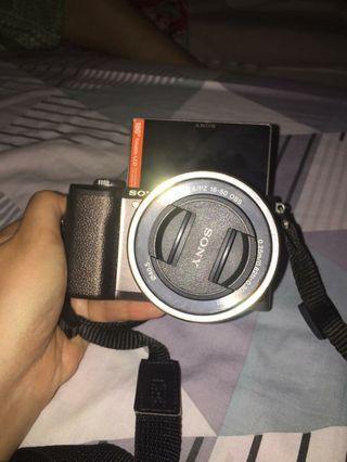 Sony A5100(+tas camera)