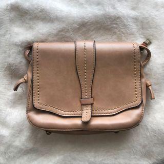 BASH Brown Sling Bag