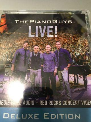 The Piano Guys LIVE!
