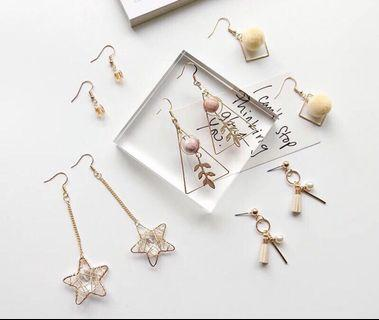 Victoria Earrings Set