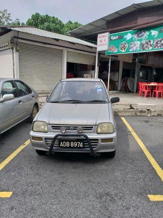 Perodua kancil 660ez