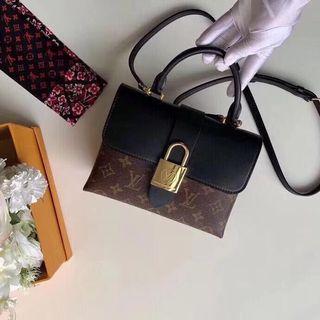 LouisVuittonLock Leather RM 165