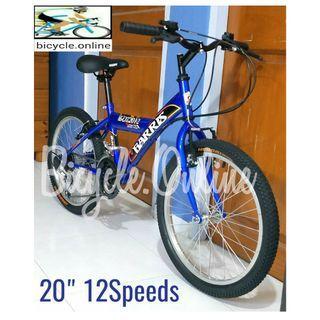 "20"" HARRIS MTB / Mountain Bikes * 12Speeds  ☆ Brand new bicycles"