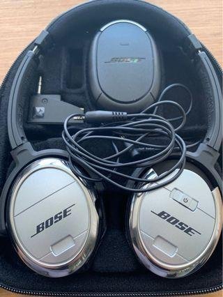 Bose QuietComfort 3 Headset