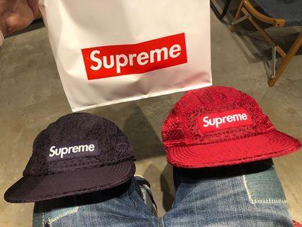 Supreme 帽 cap ss19