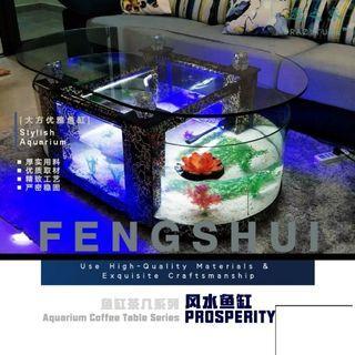 [New] Aquarium Coffee Table