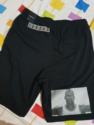Celana Nike Air Jordan Jumpman Iconic Jordan Graphic Black Authentic