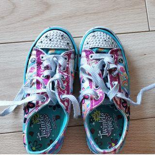 Skechers闪灯鞋