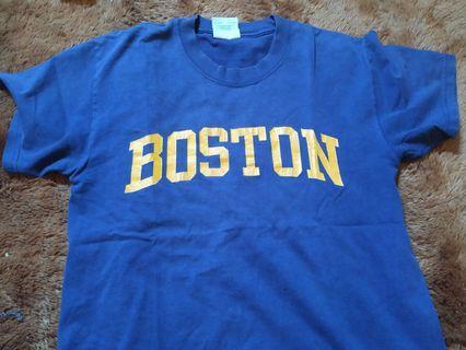 Tshirt Boston tag Champion