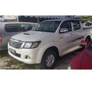 Toyota Hilux, 1st careful owner, SELL CHEAP!!