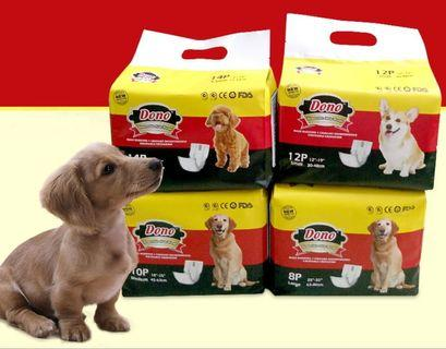 Pet Pampers for Male and female