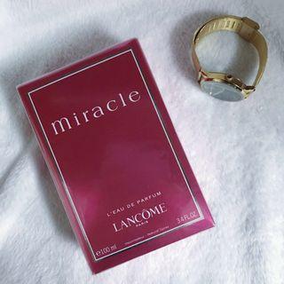 🚚 降價!Lancôme Miracle 蘭蔻真愛奇蹟香水100ml