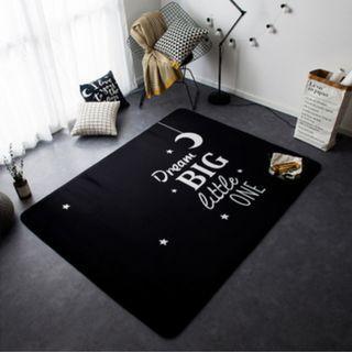 Big Soft Scandi Rug/Carpet 150x190cm (DREAM)