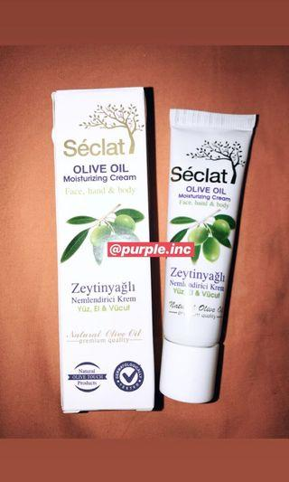 Seclat Olive Oil Cream