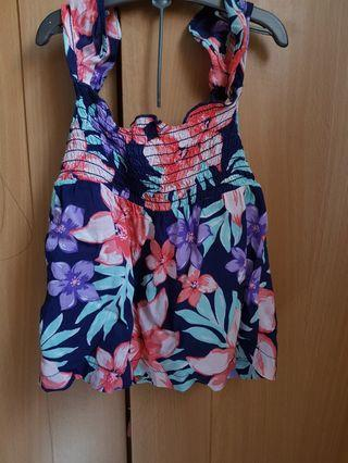 Sexy Baby Flower Top