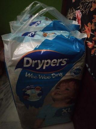 🚚 Drypers diapers