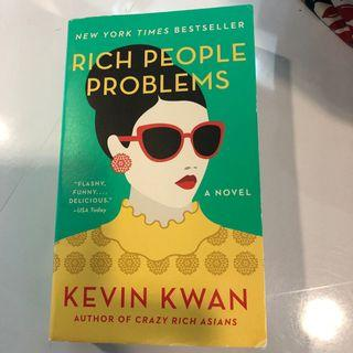 🚚 (Free postage) Mint Kevin Kwan's Rich People's Problems