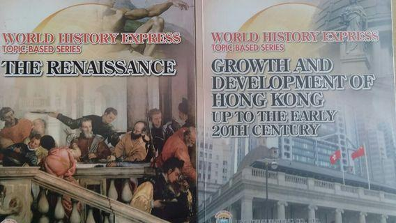 World History Express Topic-based series