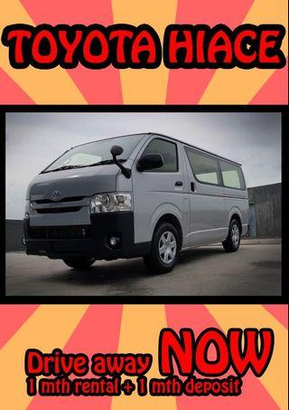 Want to BUY/RENT a VAN/ LORRY ? Look for me , affordable price!