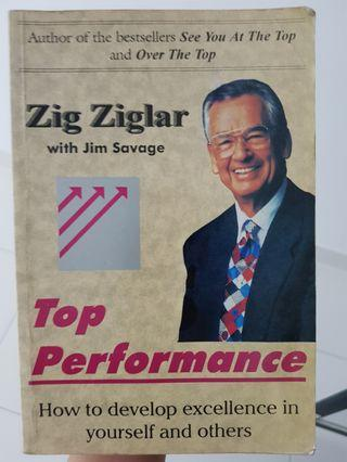 Zig Ziglar's Top Performance