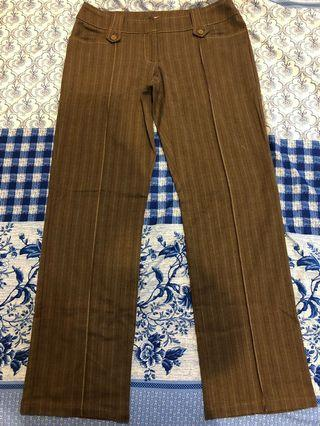 Max & Co Brown Slacks