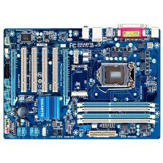 Gigabyte P75 Motherboard LGA 1155 support intel 2nd /3rd gen CPU /I3 3220 3240/ i5 2400/ 2500 /3470 /3570 /i7 3770 /i7 2600