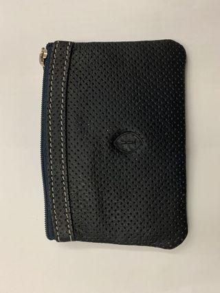 Mini coin purse black 12cm x 8cm
