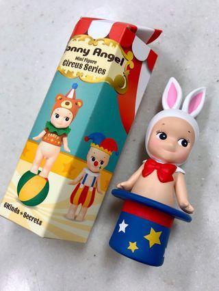 Sonny Angel Circus Series 馬戲團 隱藏 兔兔