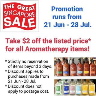 Don't Miss Out - Great Singapore Sale Promotions!