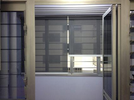 Perforated Privacy Blinds