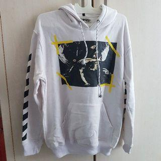 Offwhite Hoodie - Replica - Size L