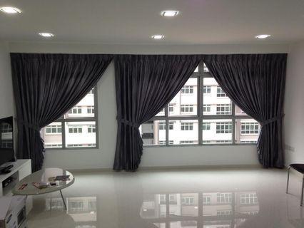 🚚 Night Curtains