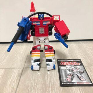 G2 Hero Optimus Prime 1993