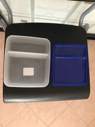 Snacks or lunch box