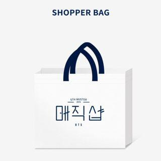 Shopper Bag BTS 5th MUSTER MD